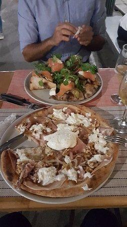 Che pizza!