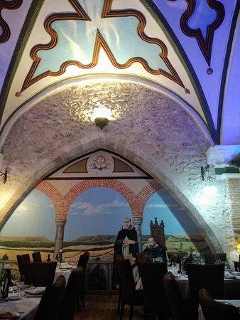 Portillo, Spain: Comedor superior