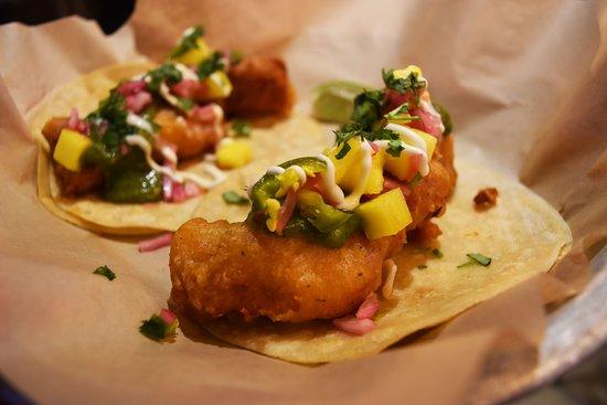Bayou Fish Tacos
