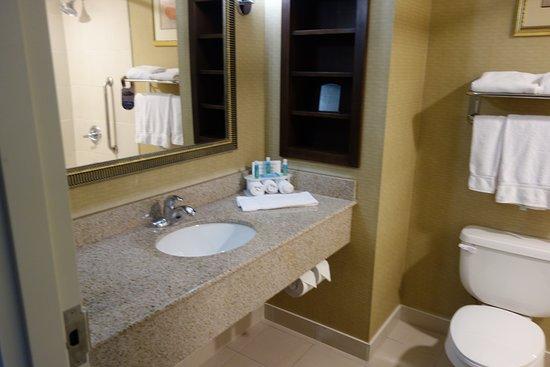 Nettes Hotel am Rand von Huntsville