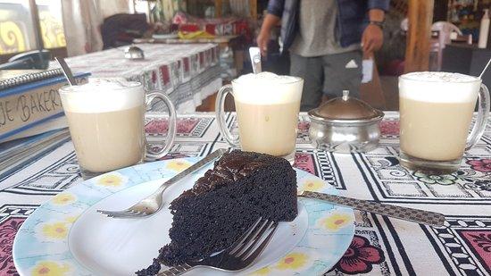 Langtang National Park, Nepal: Dorje Bakery Cafe & Coffee Center
