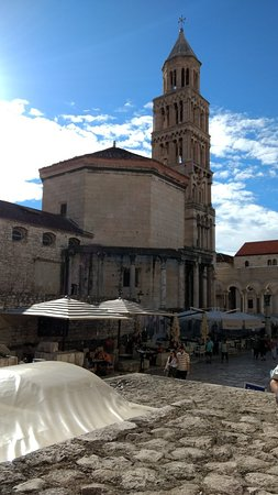 Diocletian's Palace Photo