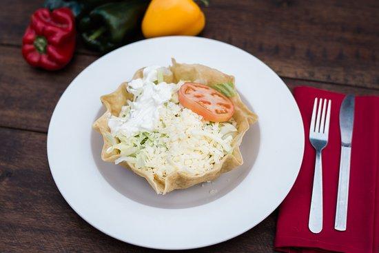 Uniontown, PA: Taco Salad