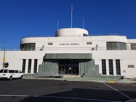 San Francisco Maritime Museum/Aquatic Park Bathhouse Building