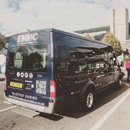 East Midlands Minibus Company