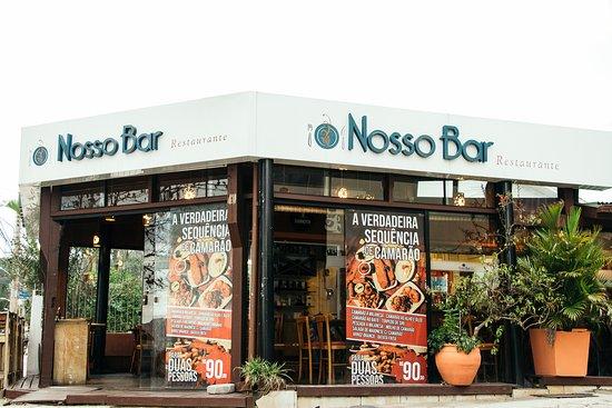 Nosso Bar: Nosso e seu Bar.