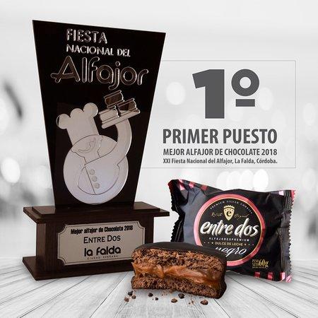 Entre Dos Alfajores Premium