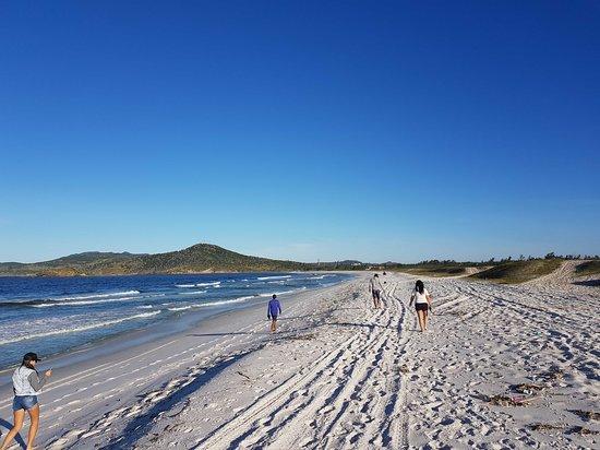Arraial do Cabo, RJ: Visitando y Recorriendo en pareja