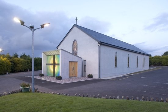 St Cormac's church, Moygownagh (one of the oldest attended churches in Killala diocese)