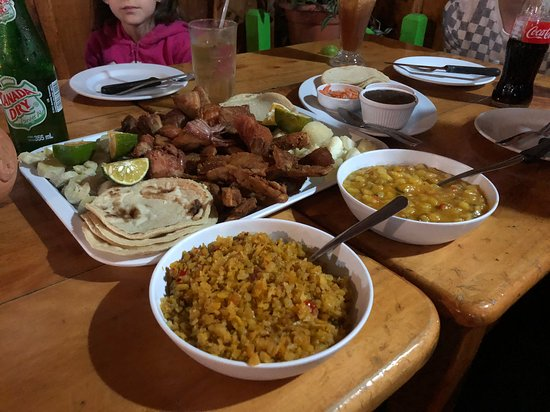 Aserri, Costa Rica: Tasty!