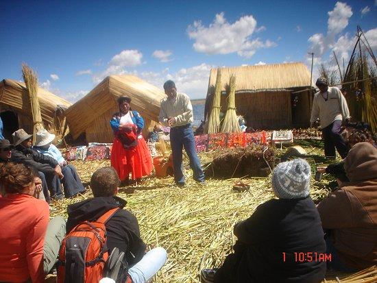 Puno Region, Peru: Turismo Vivencial, Los Uros