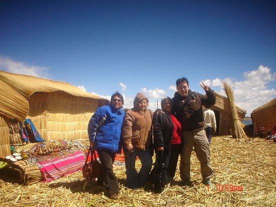 Puno Region, Peru: Isla los Uros