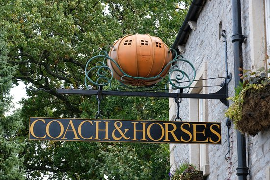 Bolton by Bowland, UK: Coach and Horses