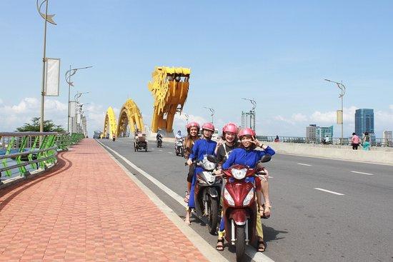 Danang Aodai Ridertour