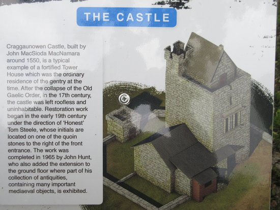 Sixmilebridge, Irlandia: 16th century tower house