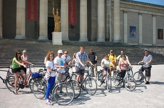 München Super Saver: City Bike Tour...