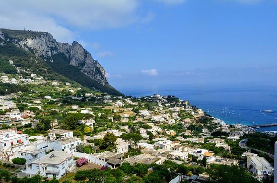 Small-Group Capri Day Trip from Rome...