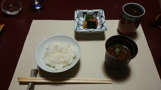 Kamata: 夕食