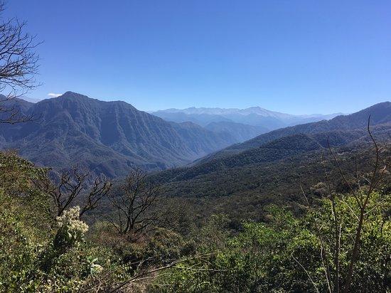 Parque Nacional Calilegua, vista desde San Francisco