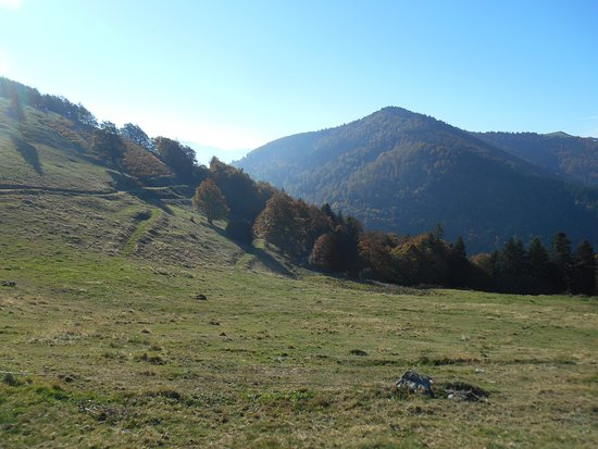 Fellering, Frankrike: Vosges automnales