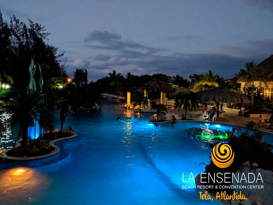 La Ensenada Beach Resort Convention Center Tela Honduras Foto S Reviews En Prijsvergelijking Tripadvisor