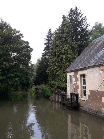 Huilerie du Moulin de l'Ile