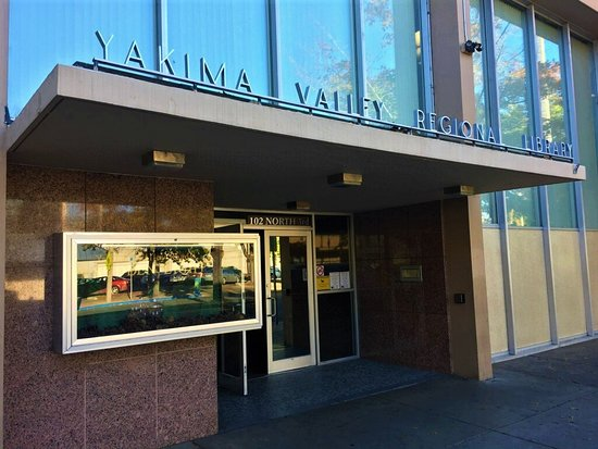 Yakima Central Public Library