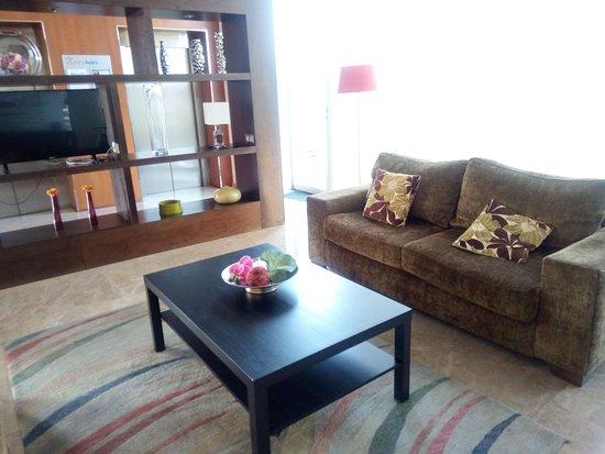 Quart de Poblet, Spania: Reception lounge area