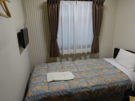 City Hotel Nagoya: シングルルームです。