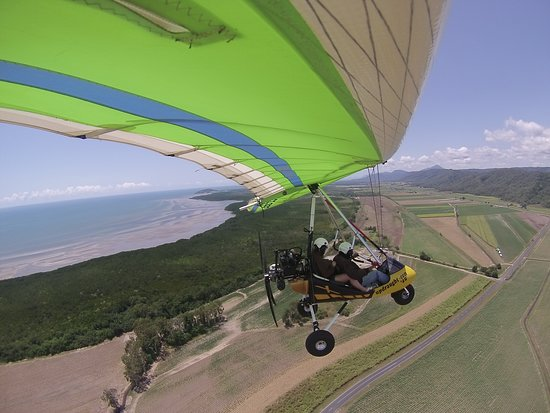 Updraught Microlights and Hang Gliders: Ashleen