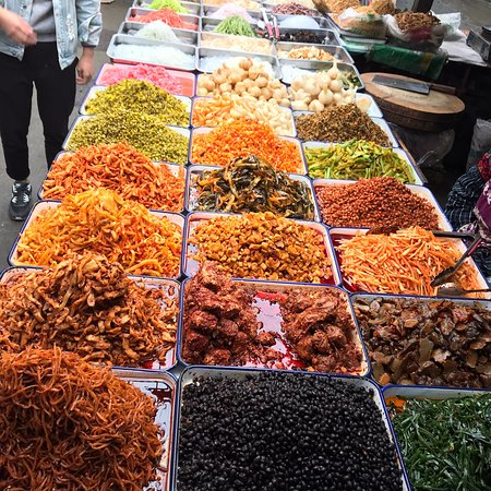 Half-Day Chengdu Courtyard Cooking Class with Local Spice Market Visit Fotografie