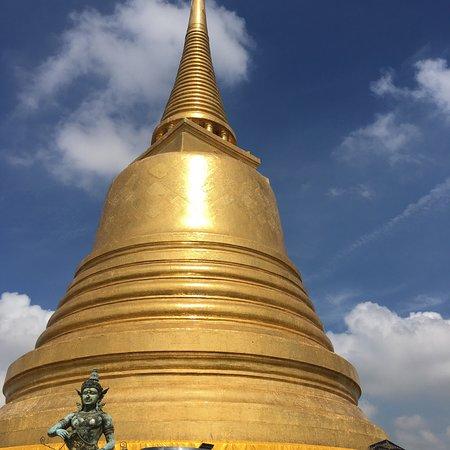 Schönster Tempel in Bangkok