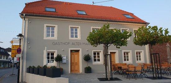 Losheim am See, Γερμανία: Gasthof Alter Markt