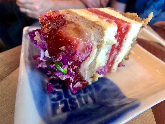 Newtown Day Safari: Strawberry and Watermelon Cake