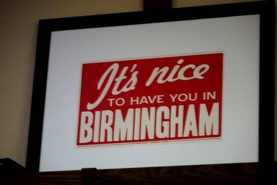 Diplomat Deli: It is nice to have this restaurant in Birmingham