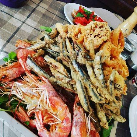 fritturina di mare