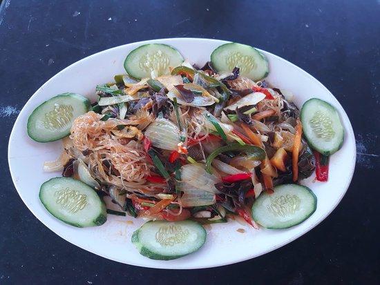 Dien Duong, Vietnã: our food