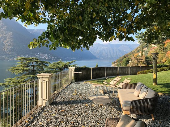 Pognana Lario, Ιταλία: Garden views