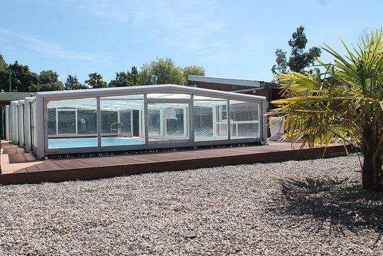 Hondschoote, Frankrike: Notre piscine