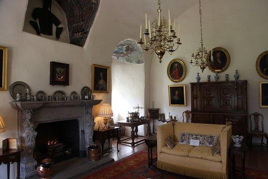 Crathes Castle: Интерьер
