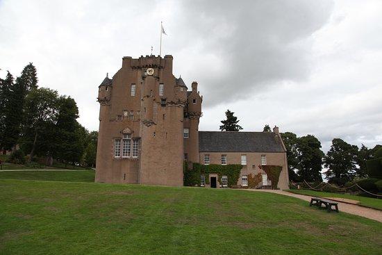 Crathes Castle: Вид