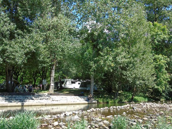Camping Belle Rive St Come D'Olt照片