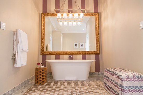 Claremont, Sudáfrica: Garden Suite Bathroom