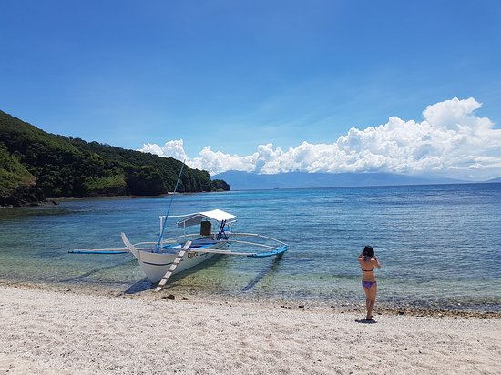 Eagle Point Resort: the beach