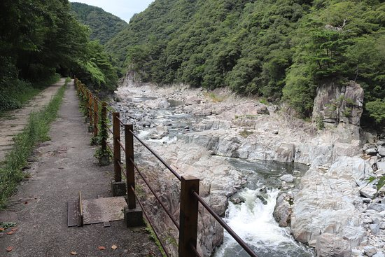 Mukogawa River Mizotaki Falls