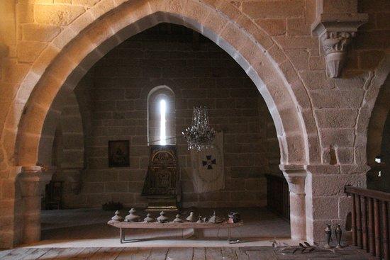 Xunqueira De Espadanedo, Hiszpania: arco del coro