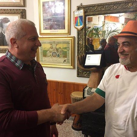 Paolo Perella: Lo spettacolo del gusto