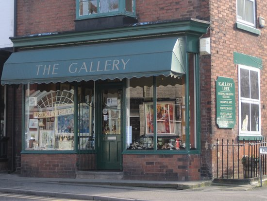 The Gallery, Broad Street,Leek