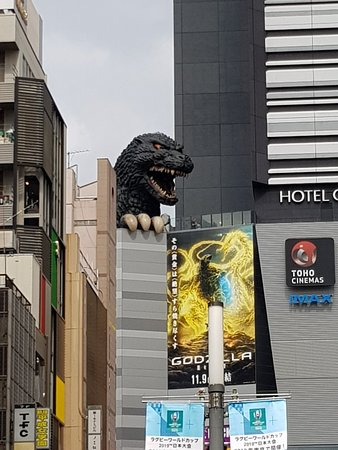 Great hotel in Tokyo
