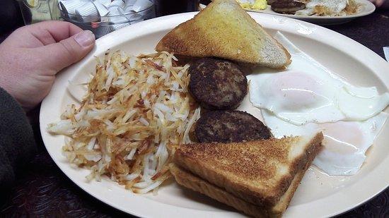 Ellsinore, Μιζούρι: My Breakfast.